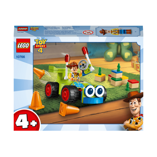 LEGO Disney Pixar Toy Story 4 Woody's Vehicle - 10766