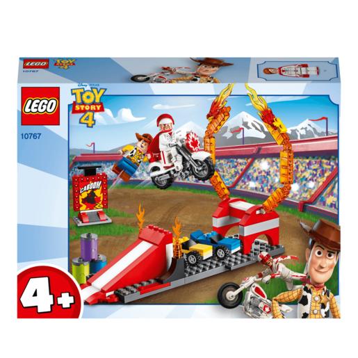 LEGO Disney Pixar Toy Story 4 Caboom Duke Show   10767