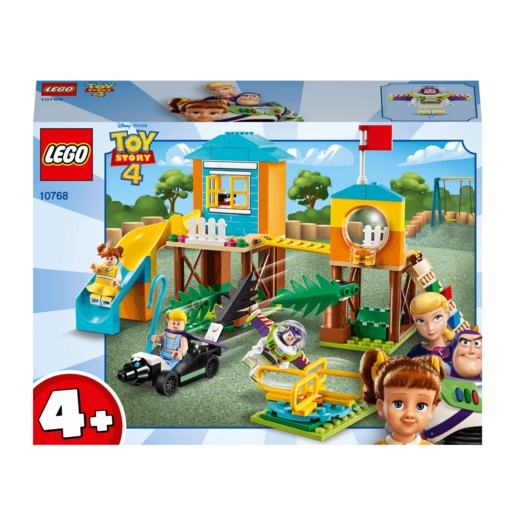 LEGO Disney Pixar Toy Story 4 Buzz and Bo Peep Playground Adventures - 10768