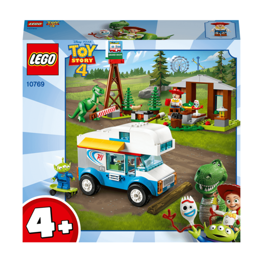 LEGO Disney Pixar Toy Story 4  RV Vacation- 10769