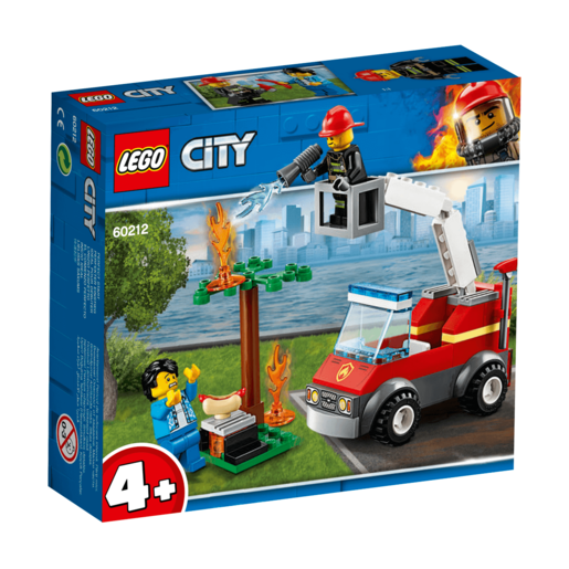 LEGO City Barbecue Burn Out - 60212