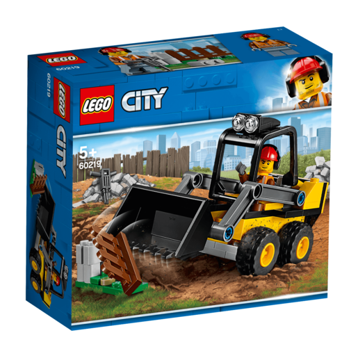LEGO City Construction Loader - 60219