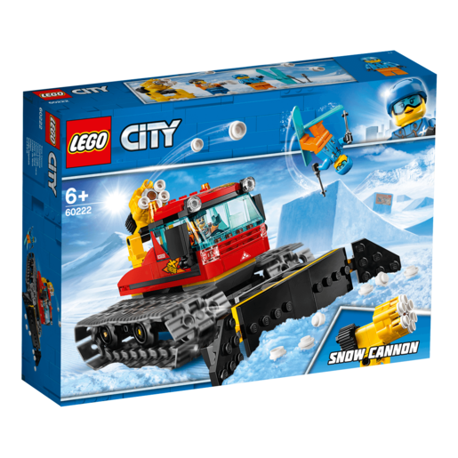 LEGO City Snow Groomer - 60222