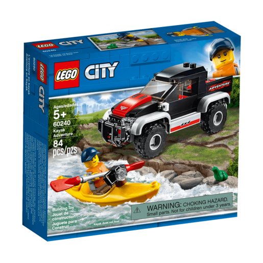 LEGO City Kayak Adventure - 60240