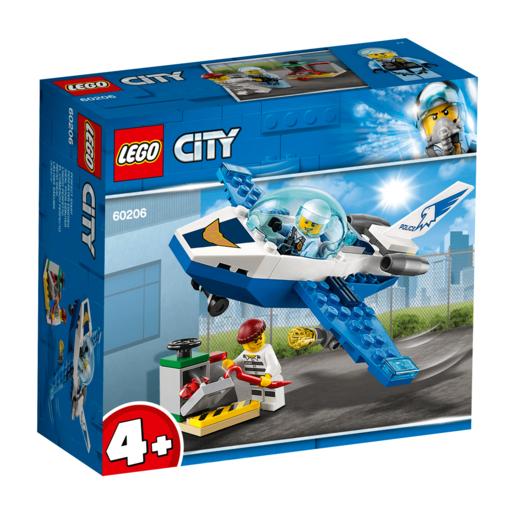 LEGO City Sky Police Jet Patrol - 60206 from TheToyShop
