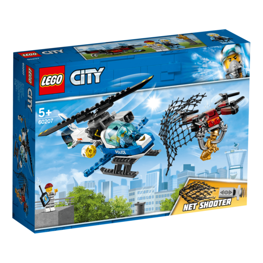 LEGO City Sky Police Drone Chase - 60207