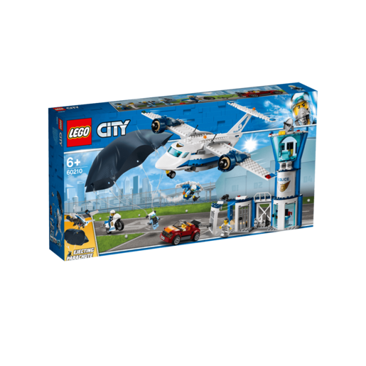 LEGO City Sky Police Air Base - 60210