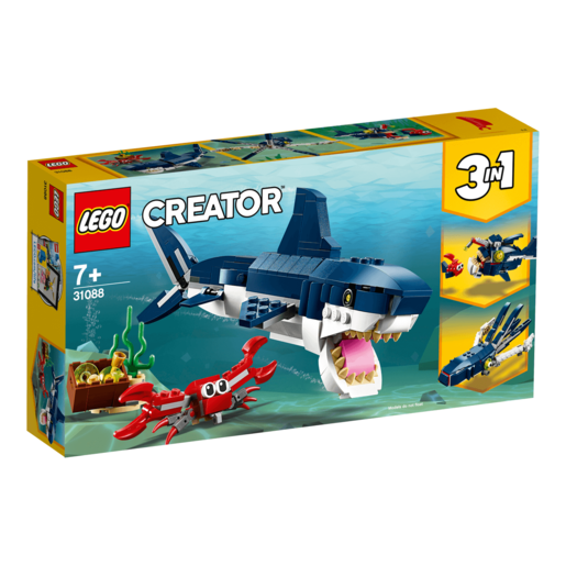 LEGO Creator Deep Sea Creatures - 31088