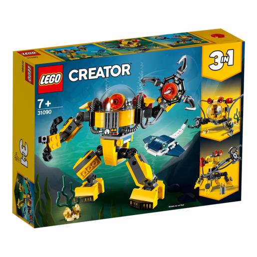 LEGO Creator Underwater Robot - 31090