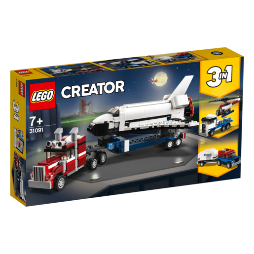 LEGO Creator Shuttle Transporter - 31091 from TheToyShop