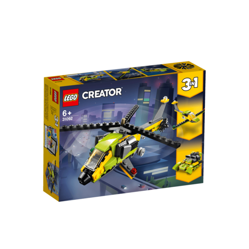 LEGO Creator Helicopter Adventure - 31092