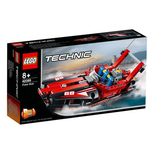 LEGO Technic Power Boat - 42089