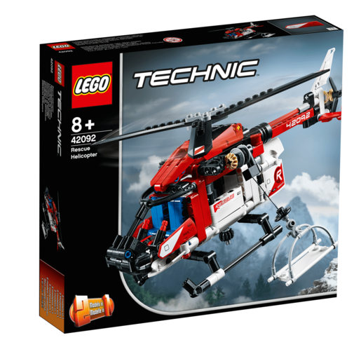 LEGO Technic Rescue Helicopter - 42092