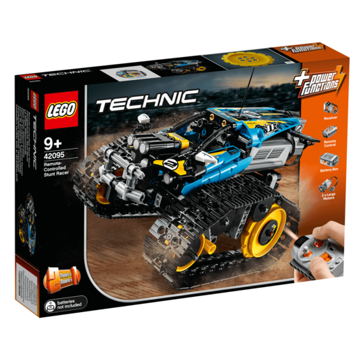 LEGO Technic Remote Controlled Stunt Racer - 42095