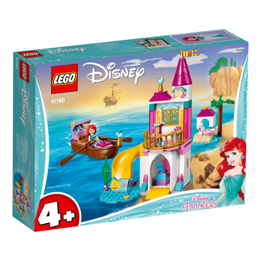 LEGO Disney Ariel's Seaside Castle - 41160