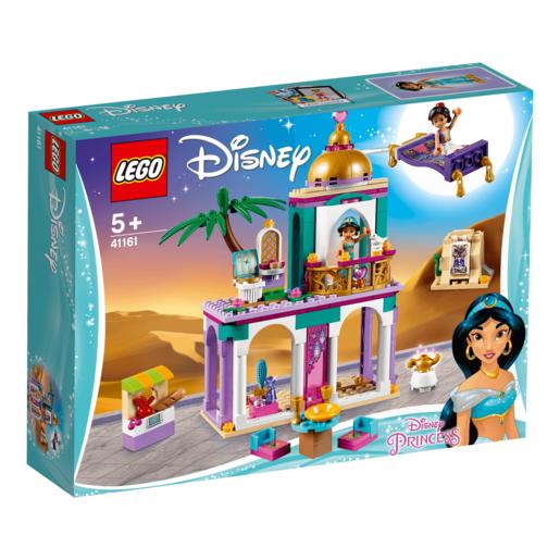 LEGO Disney Aladdin and Jasmine's Palace Adventures - 41161