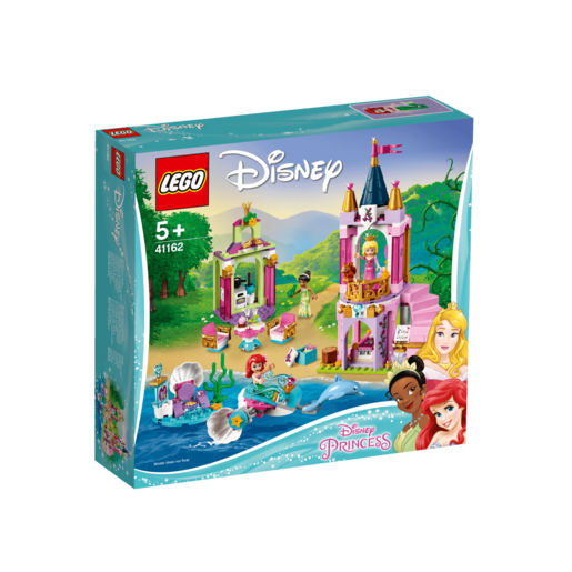 LEGO Disney Ariel, Aurora, and Tiana's Royal Celebra - 41162