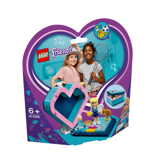 LEGO Friends Stephanie's Heart Box - 41356