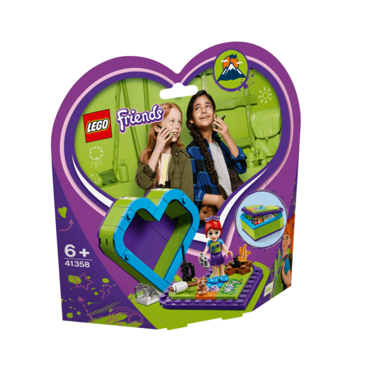 LEGO Friends Mia's Heart Box - 41358