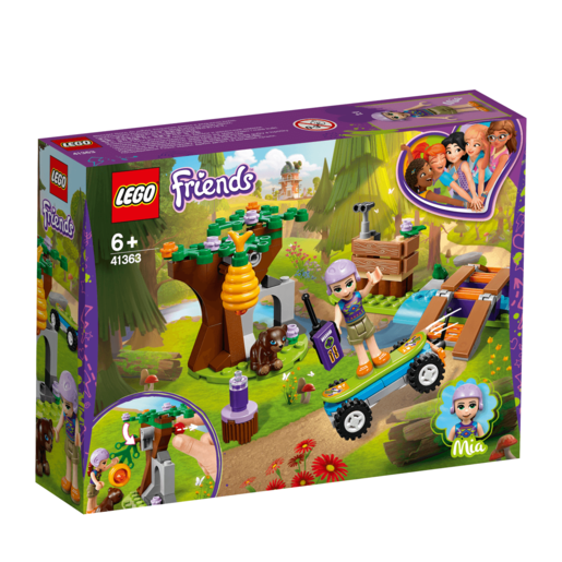 LEGO Friends Mia's Forest Adventure - 41363