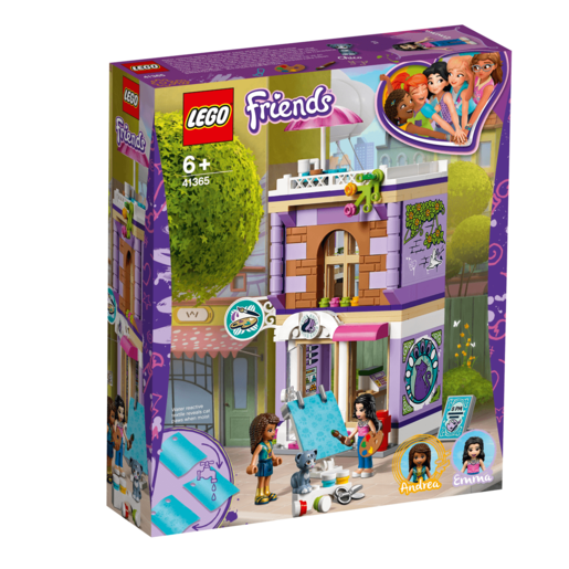 LEGO Friends Emma's Art Studio - 41365