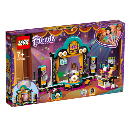 LEGO Friends Andrea's Talent Show - 41368