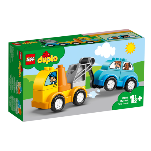 LEGO Duplo My First Tow Truck - 10883 from TheToyShop