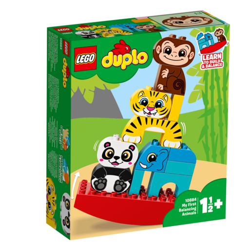 LEGO Duplo My First Balancing Animals - 10884