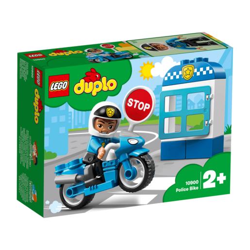 LEGO Duplo Police Bike - 10900