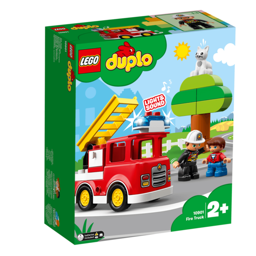 LEGO Duplo Fire Truck - 10901 from TheToyShop