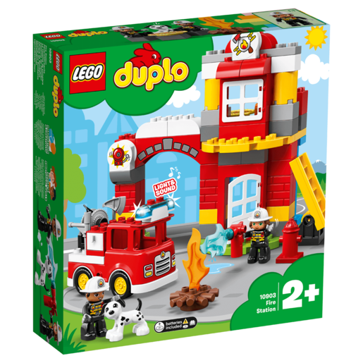 LEGO Duplo Fire Station - 10903