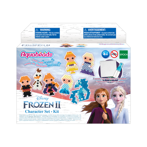 Disney Frozen 2 Aquabeads Character Set