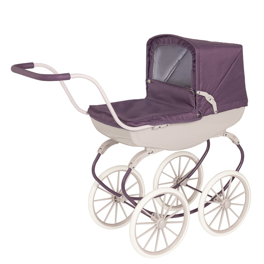 Carriage Pram - Purple