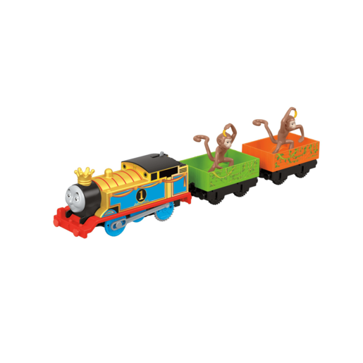Fisher-Price Thomas & Friends TrackMaster - Monkey Mania Thomas and Carriages