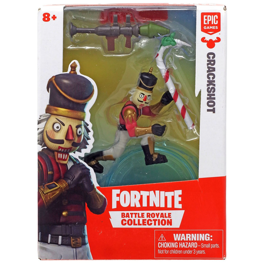 Fortnite Series 1 Battle Royale Collection Figure - Crackshot