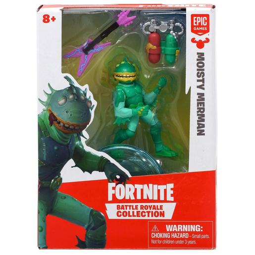 Fortnite Series 1 Battle Royale Collection Figure - Moisty Merman