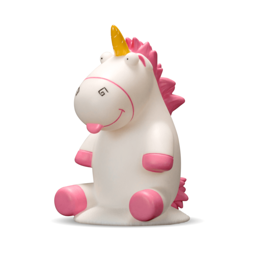 Despicable Me Illumi-mate  Colour Changing Led Light - Fluffy Unicorn