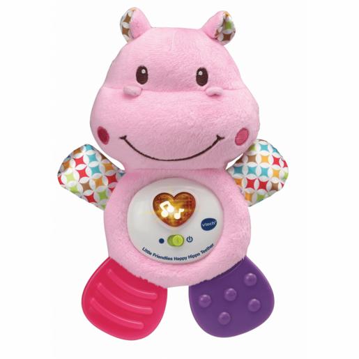 vtech baby  VTech Little Friendlies Happy Hippo Teether - Pink | VTech Baby ...
