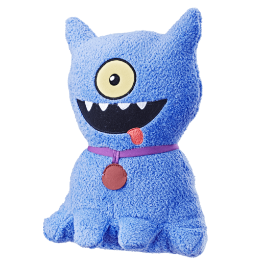 UglyDolls 29cm Soft Toy - Feature Sounds Ugly Dog