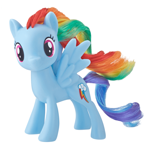 My Little Pony Classic Figure - Rainbow Dash