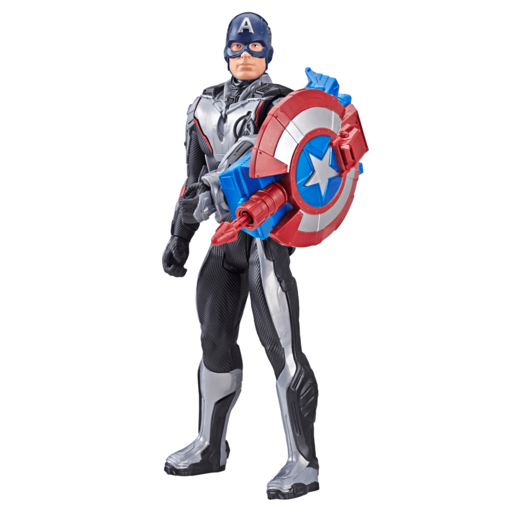 Marvel Avengers Endgame Titan Hero Power FX - Captain America