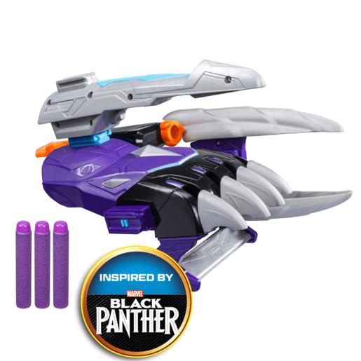Marvel Avengers Endgame Nerf - Black Panther Assembler Gear