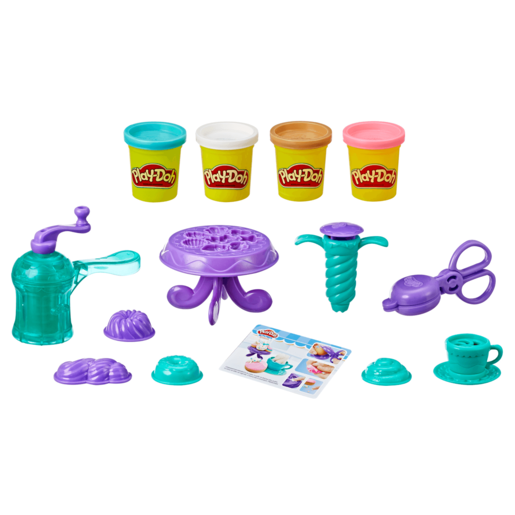 Play-Doh Kitchen Creations - Delightful Donuts Set