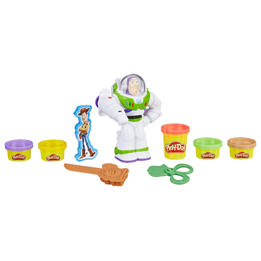 Play-Doh Disney Pixar Toy Story - Buzz Lightyear Set