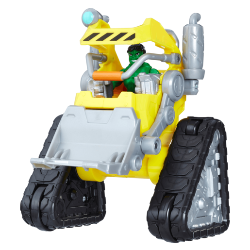 Playskool Heroes Marvel Super Hero Adventures - Power Dozer Hulk