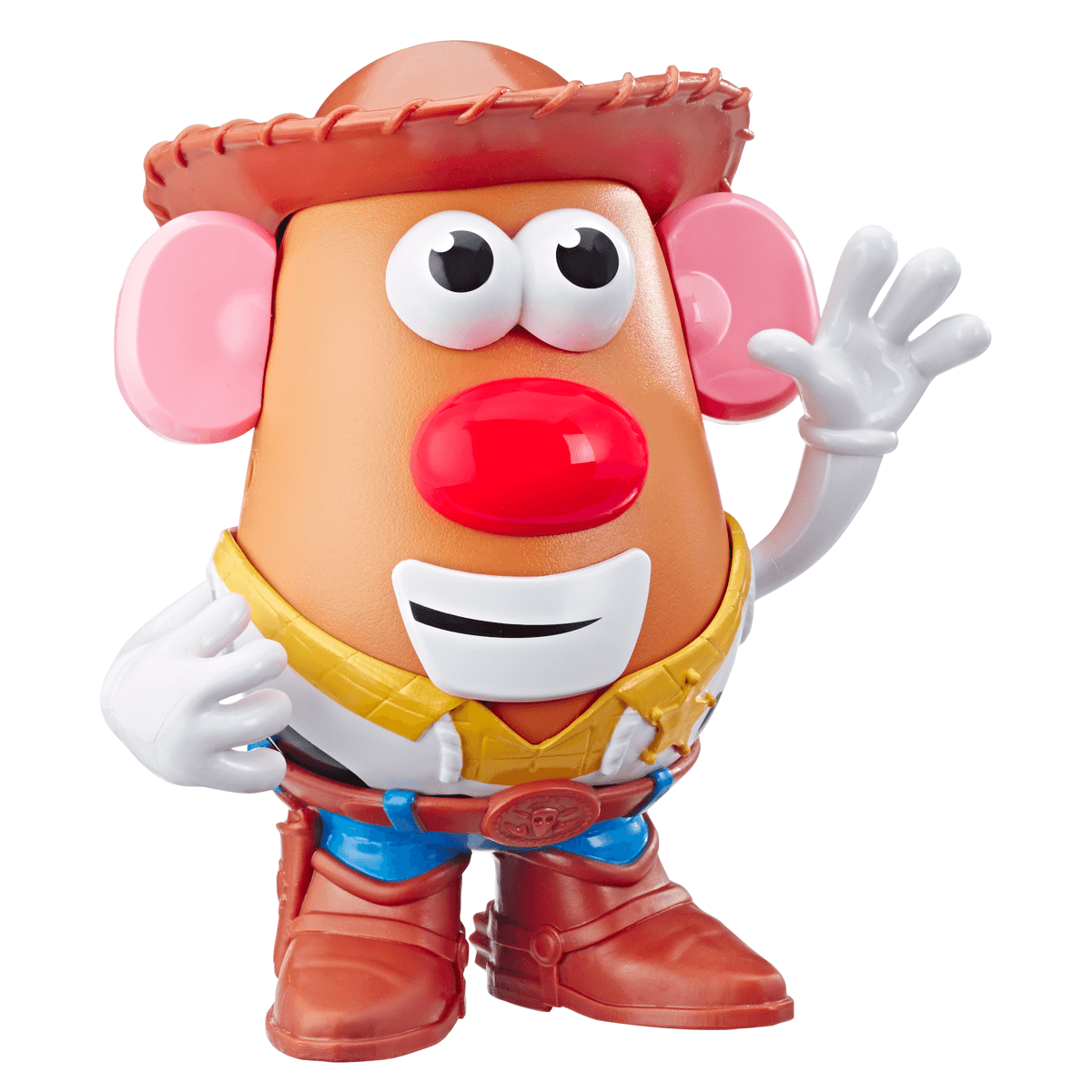 Disney Pixar Toy Story 4 Mr Potato Head Woodys Tater Roundup