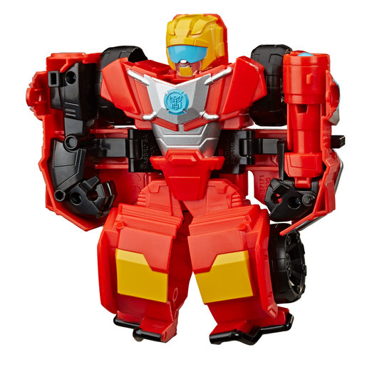 Playskool Heroes Transformers Rescue Bots Academy 15cm - Hot Shot