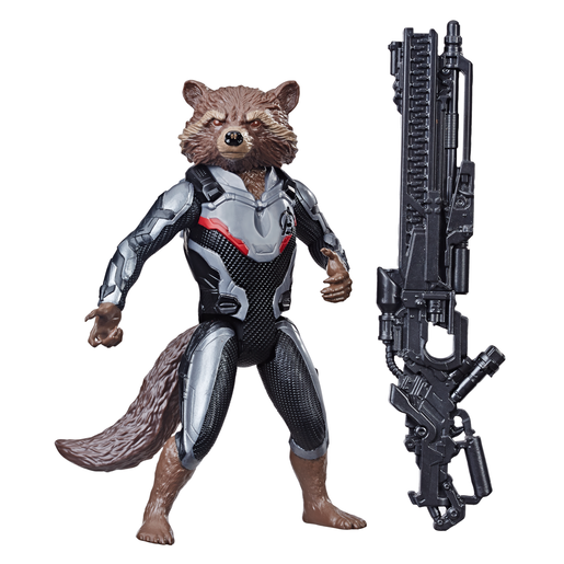 Marvel Avengers Titan Hero Series 1 - Rocket Raccoon