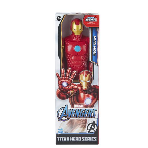 Marvel Avengers Endgame Blast Gear: Titan Hero Series 30cm Figure - Iron Man
