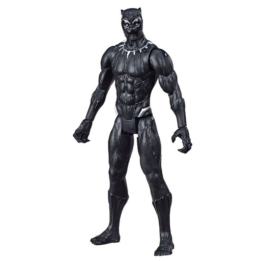 Marvel Avengers Endgame Blast Gear: Titan Hero Series 30cm Figure - Black Panther